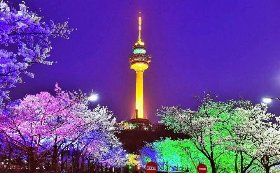 bercuti-ke-korea-Namsan-Tower